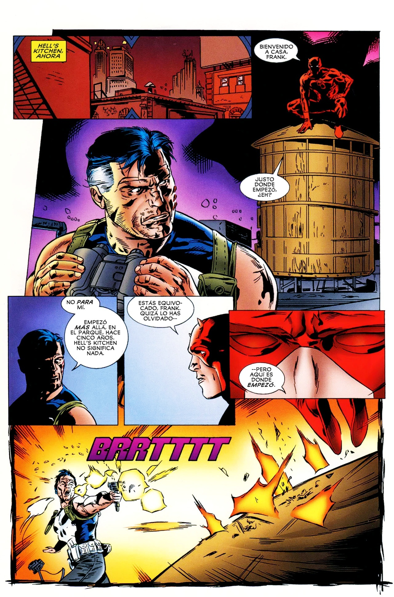 Punisher Kills The Marvel Universe  Comic
