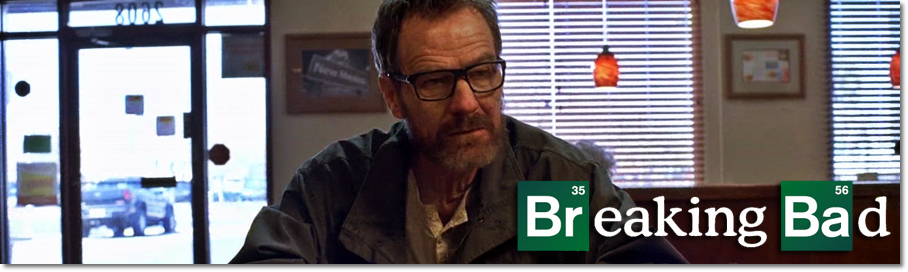 13 nominaciones en los Emmy para Breaking Bad