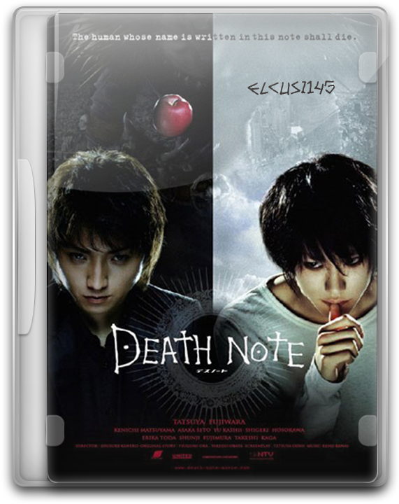 [Aporte]Death Note Live action[MF]