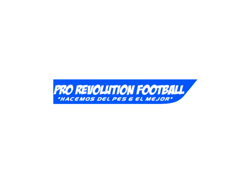 Parche Pro Revolution Football - Temporada 2014/2014 - Pes 6