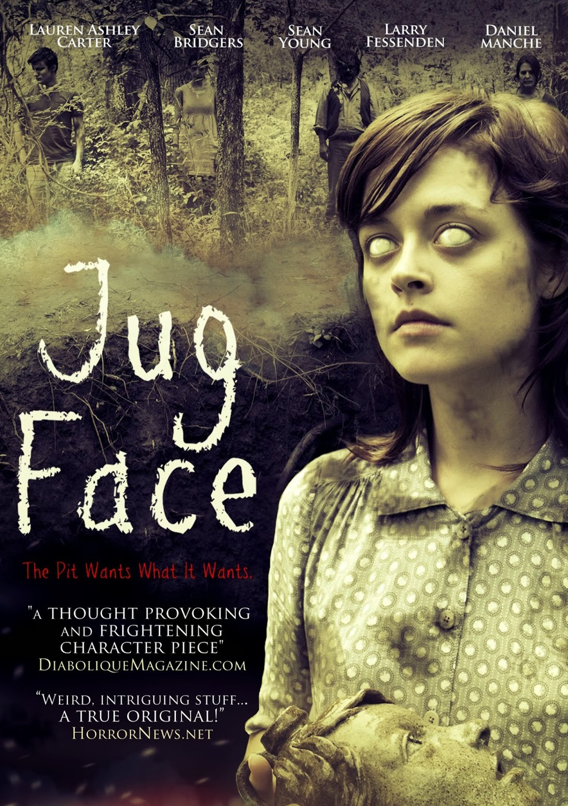 Jug Face (BRRip HD Español Latino) (2013)