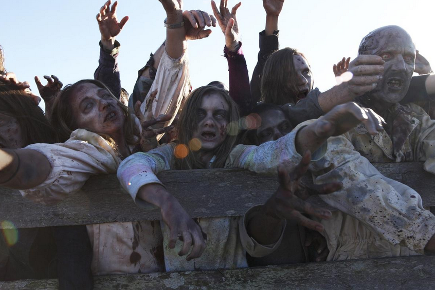 The Walking Dead temporada 5: Fecha de estreno confirmada