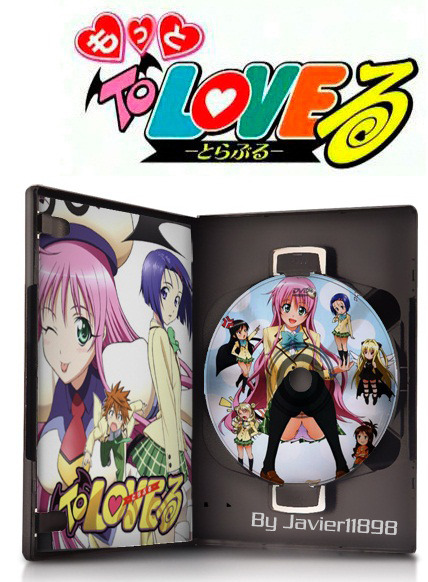 [Aporte] [MegaPost] To Love Ru [3 Temporadas + Ovas] [MF]