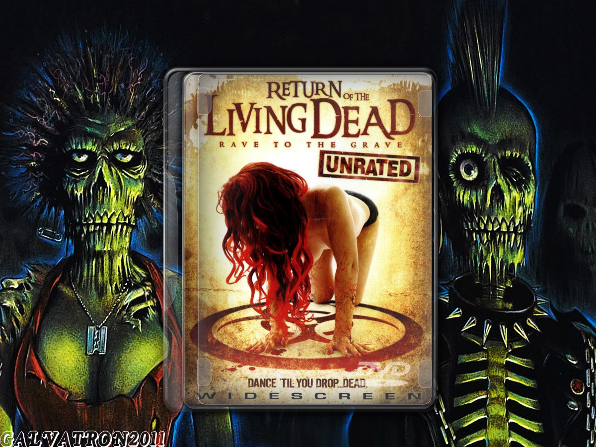 [Pelicula]The Return of the Living Dead[Saga][PL]