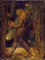 El Fantasma de la Pulga - William Blake