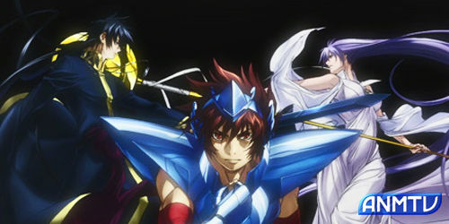 Confirmado Saint Seiya Lost Canvas en Bluray para Latinoamé