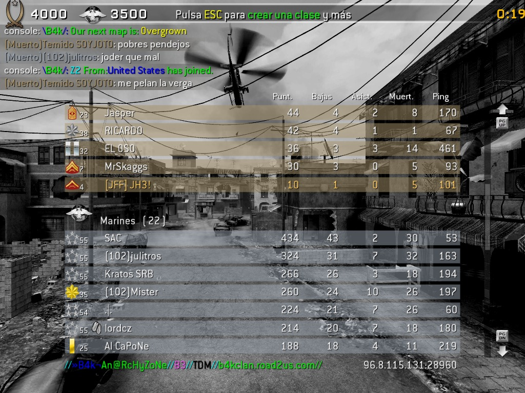 [Mi Subida] Call Of Duty 4 MW + Tuto Jugar Online [ISO./MF]