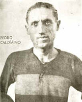 :alaba: Pedro Calomino Seores y Seoras, 1 Idolo de Boca Juniors e Inventor de la &quot;Bicicleta&quot; (El regate, obvio). 96 Goles ...