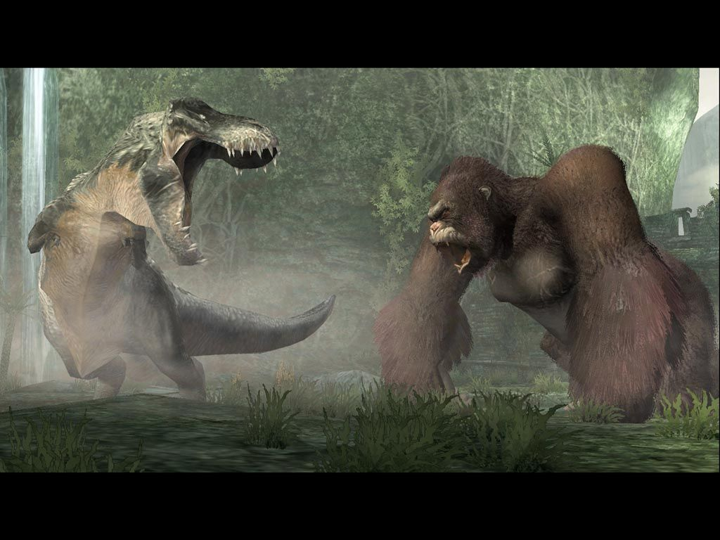 King kong vs los t rex 20 wallpapers