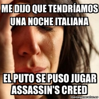 #Gamers  #OtakuTime #Assassins creed