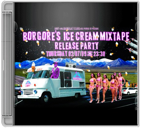 Borgore Ice Cream Mixtape