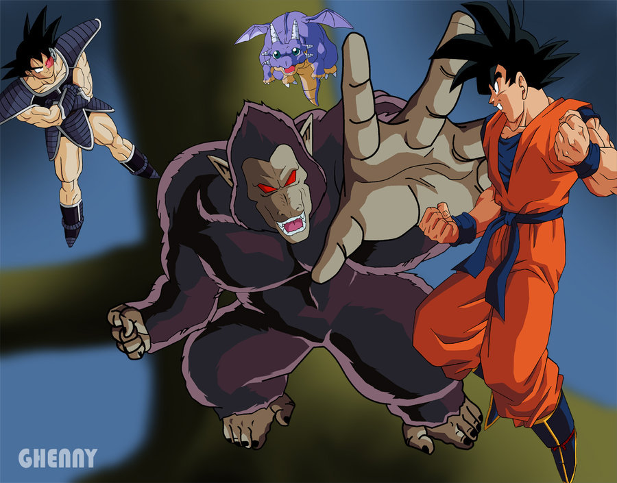 dragon ball z hd