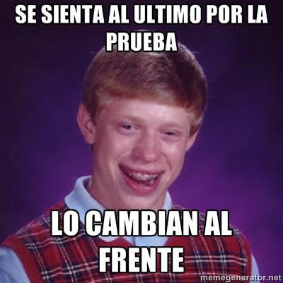 [MegaPost] Bad Luck Brian