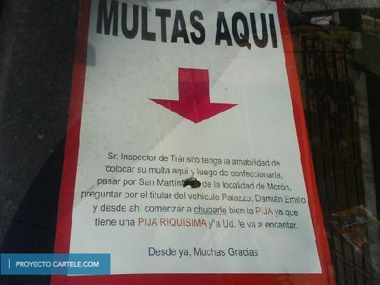 Humor grafico - Carteles divertidos