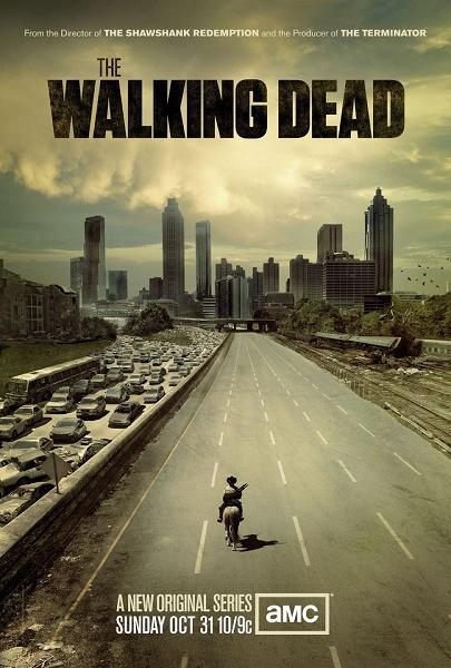 The Walking Dead [Temporada 1] [MF]