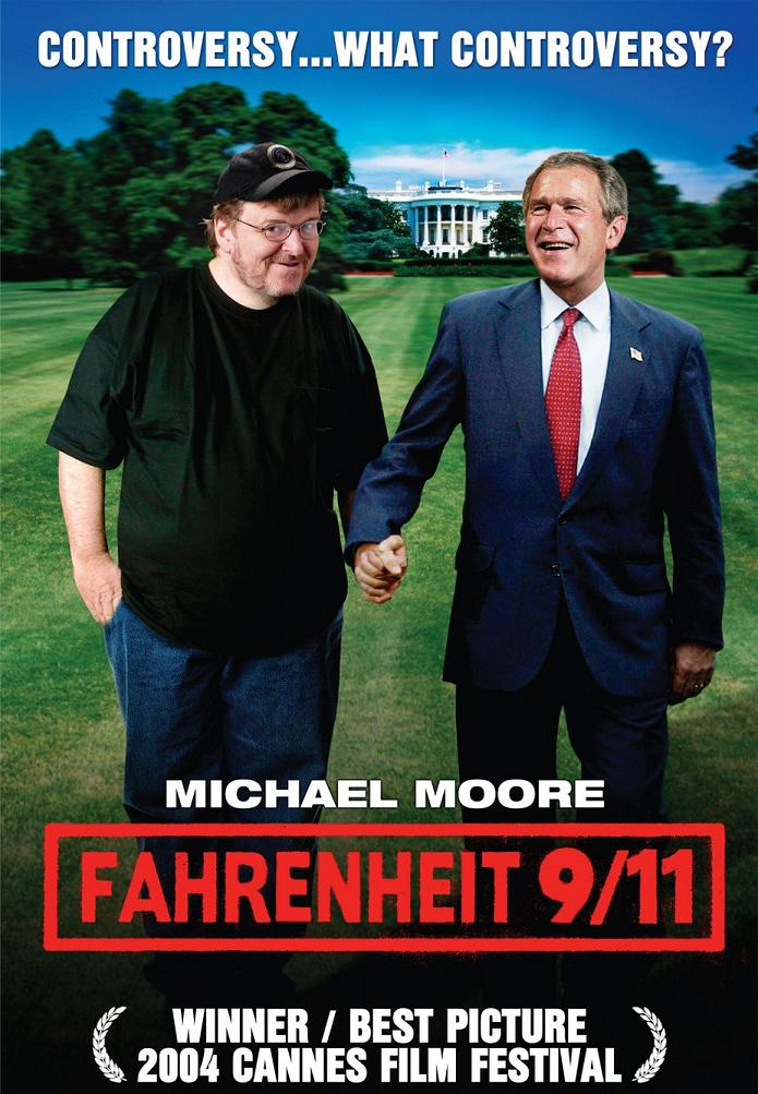Documental: Michael Moore - Fahrenheit 9/11