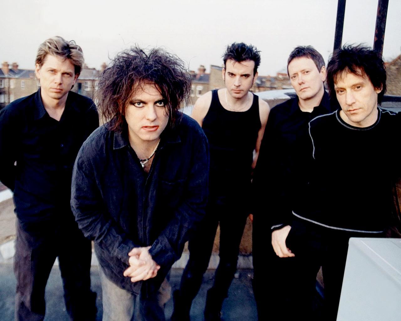 Cure, The - Lovesong