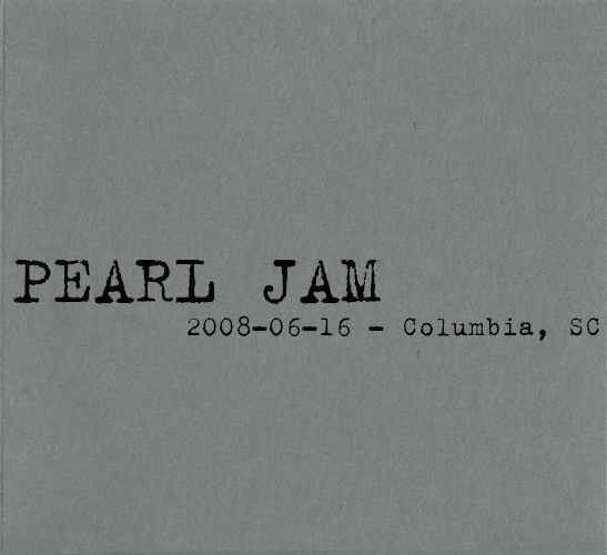 pearl jam official bootleg 2008 full